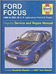2012 ford focus repair manual pdf