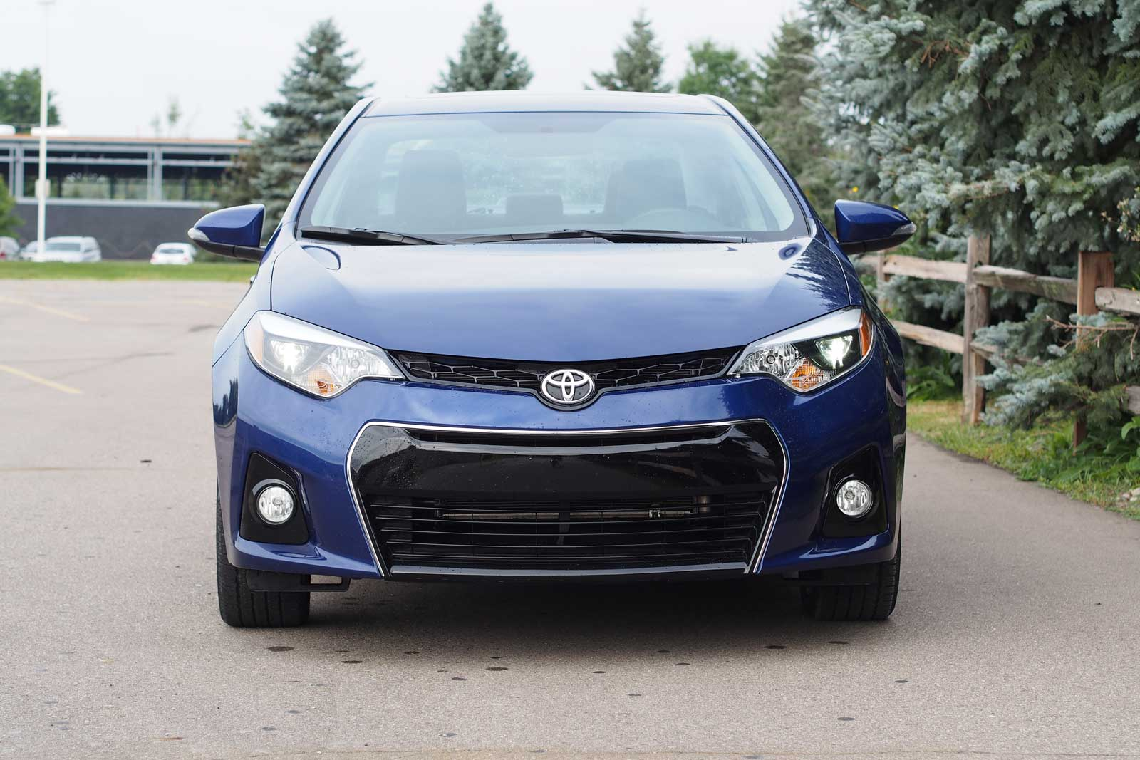 2013 toyota corolla s manual