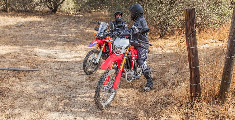 2017 honda crf250l service manual