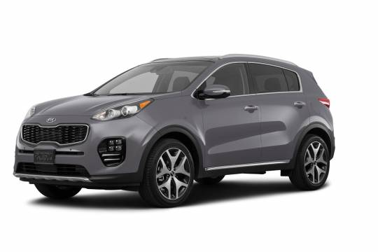 2017 kia sportage manual transmission