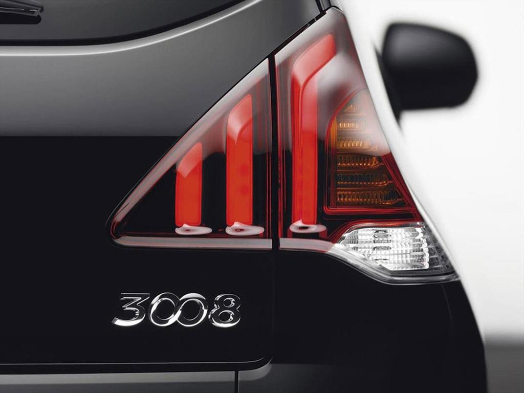 peugeot 3008 manual or automatic