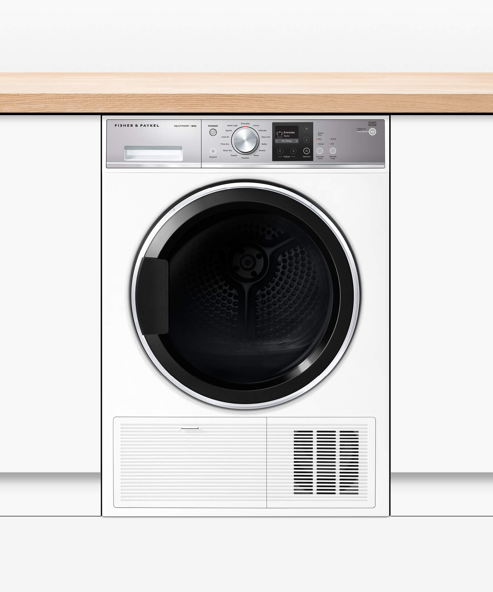 fisher and paykel dryer manual
