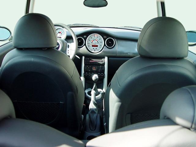 2003 mini cooper manual transmission