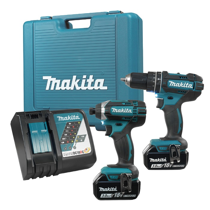 makita dc18rc battery charger instruction manual