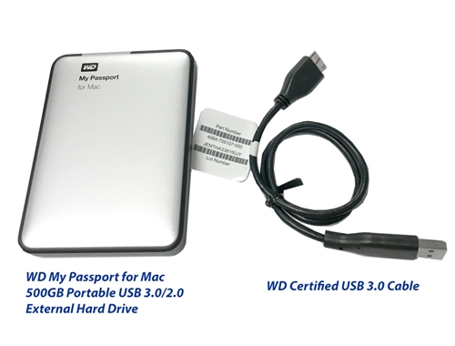 wd my passport for mac manual