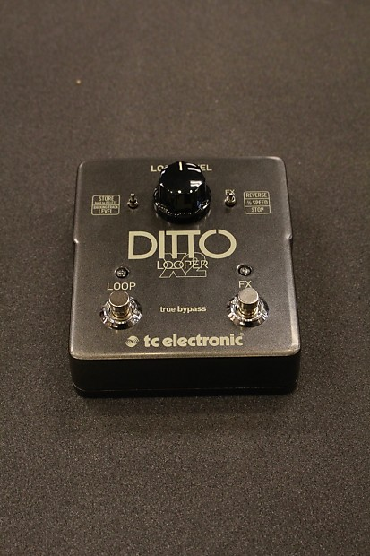 tc electronic ditto x2 manual