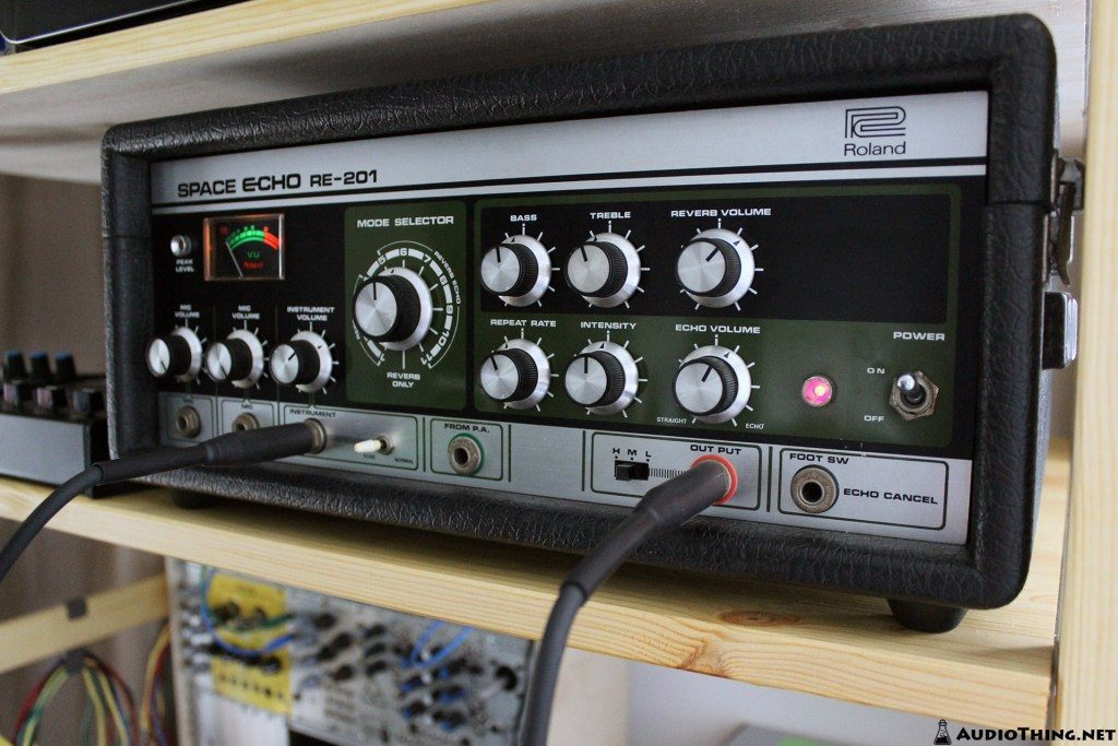 roland space echo re 201 manual