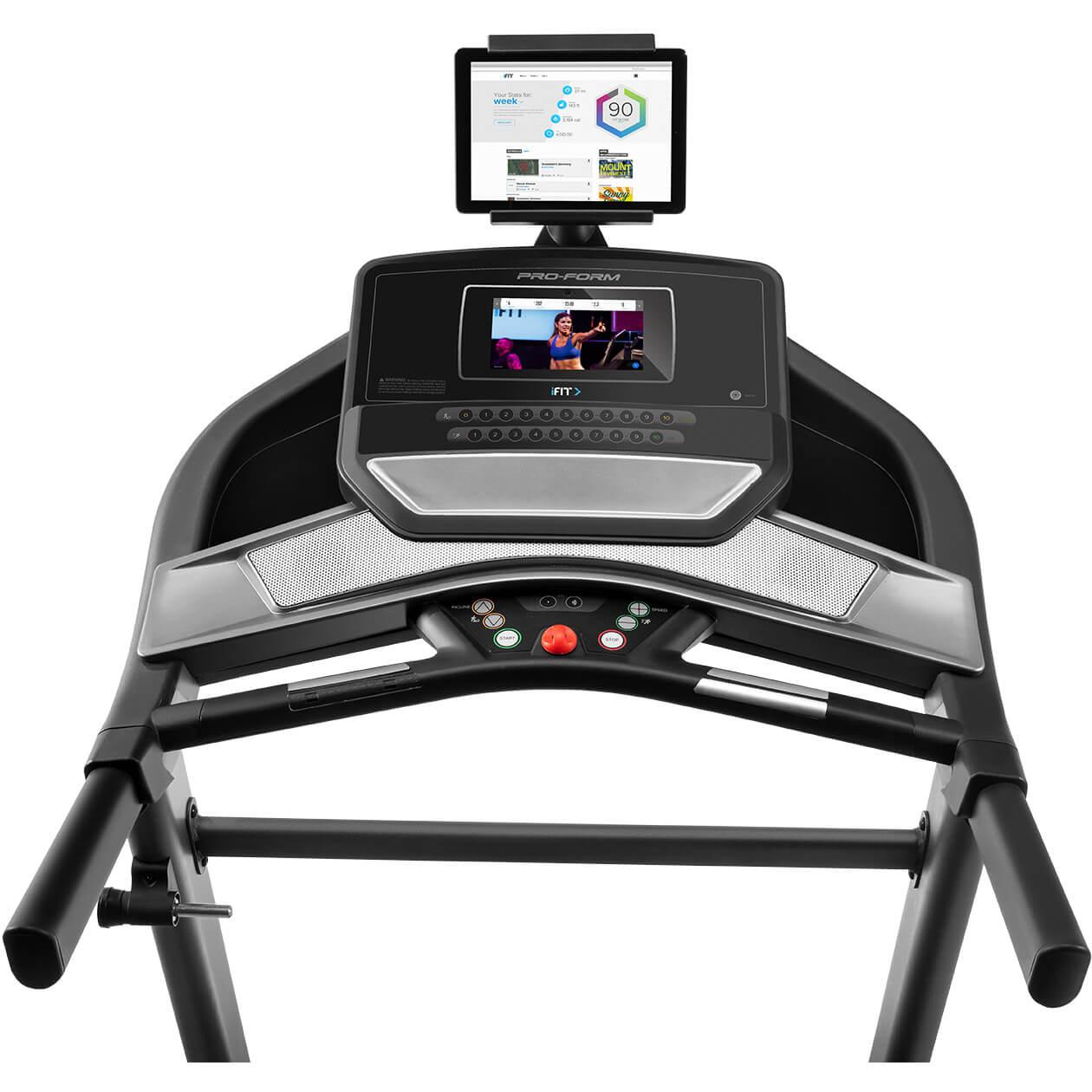 proform performance 400 treadmill manual