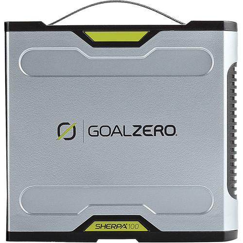 goal zero sherpa 50 manual