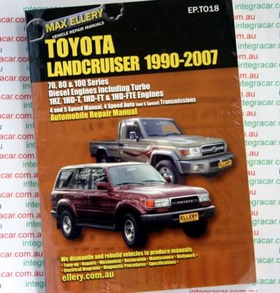 2007 toyota prado workshop manual