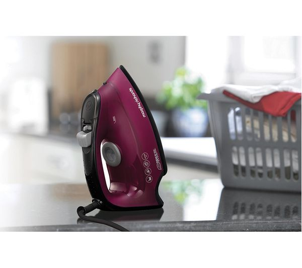 morphy richards breeze iron manual