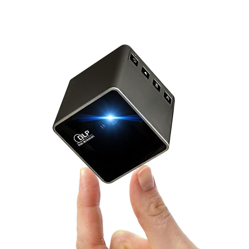 dlp texas instruments micro projector manual