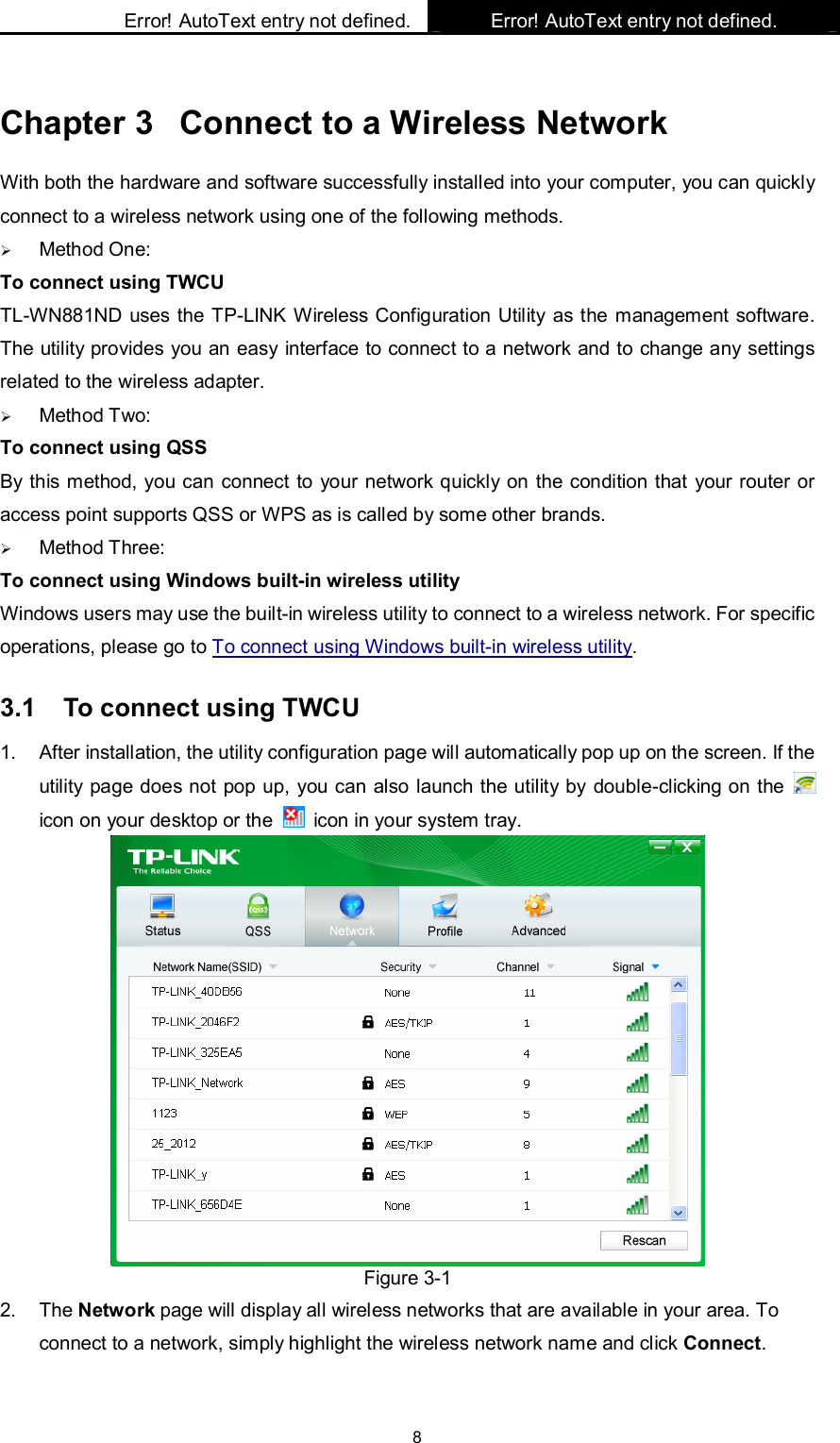 tp link tl wr841n user manual