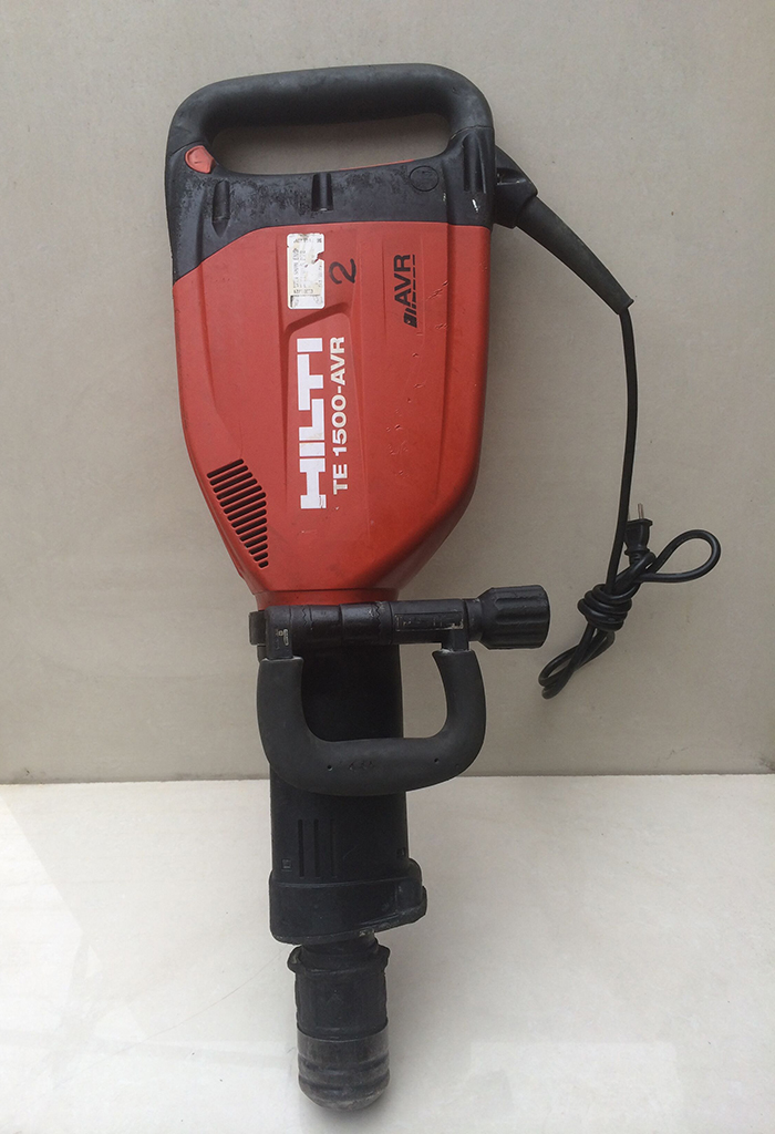 hilti te 1500 avr manual