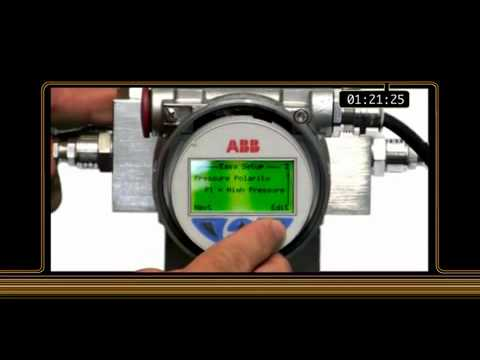 abb differential pressure transmitter manual