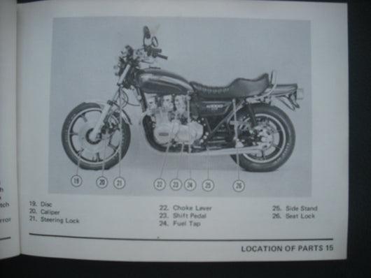 kawasaki versys 1000 owners manual