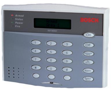 bosch 6000 alarm installation manual
