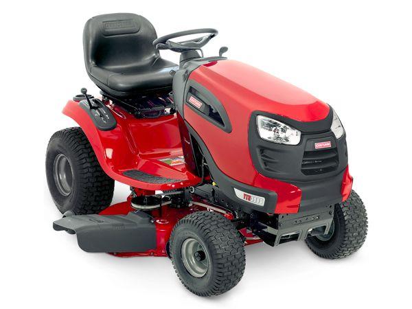 craftsman riding lawn mower manual