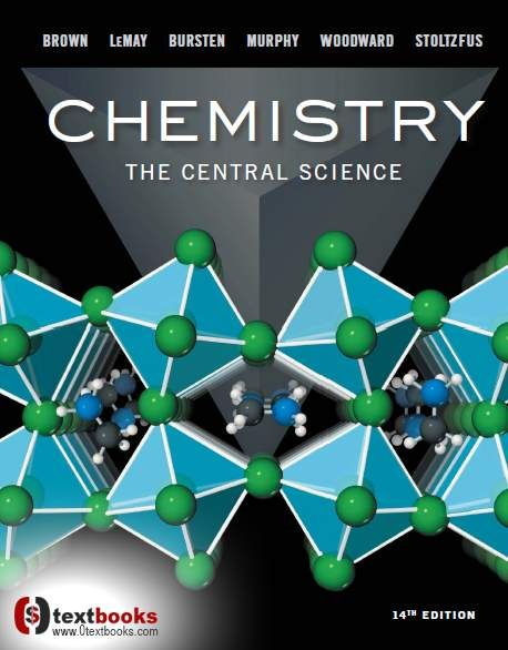 chemistry the central science 13th edition solutions manual pdf