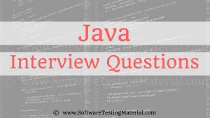 manual testing real time interview questions and answers