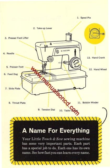 brother sewing machine instruction manuals