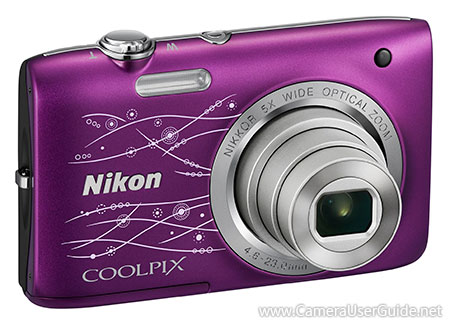 nikon coolpix s2800 user manual