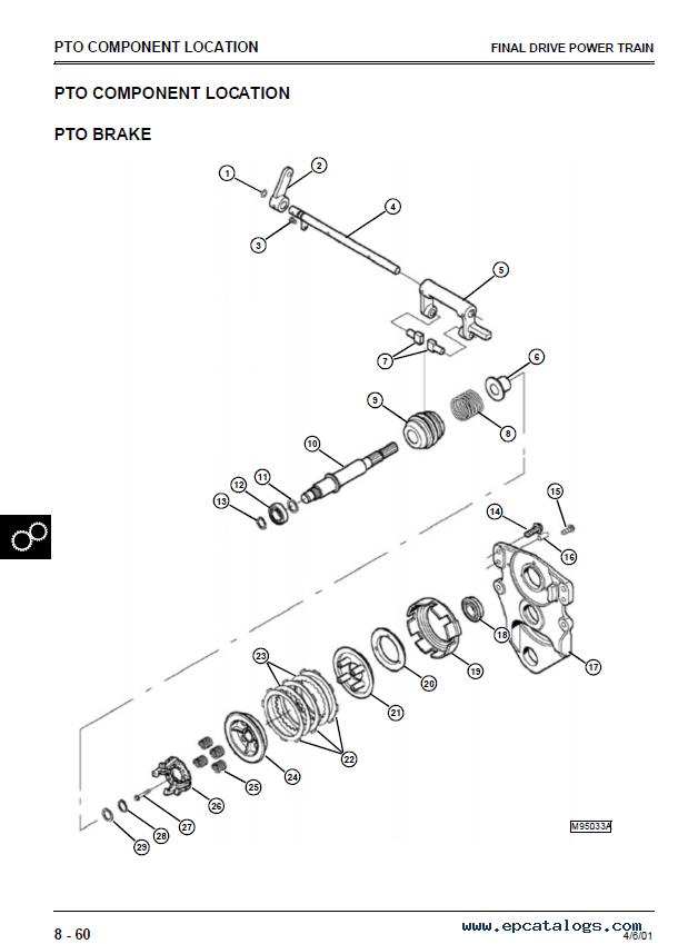 john deere d140 service manual pdf