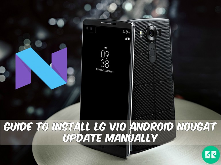 how to manually update android