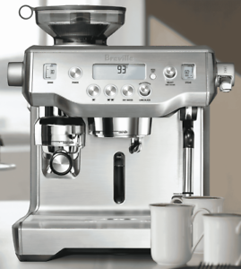 breville the oracle auto manual espresso machine