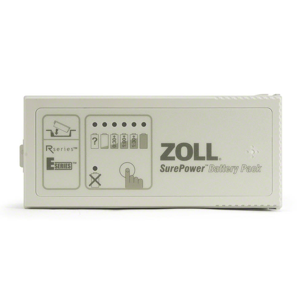 zoll sure power charging station manual