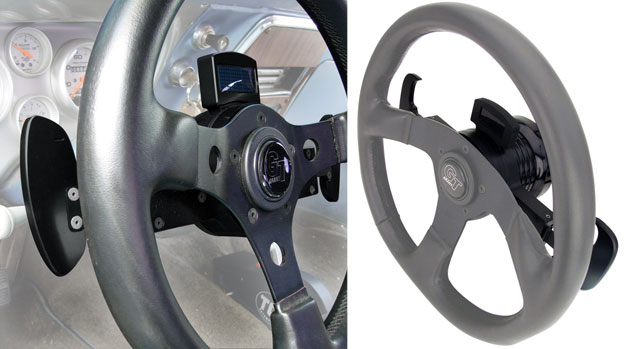 paddle shifter kit for manual transmission