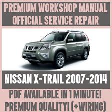 nissan x trail 2003 manual pdf