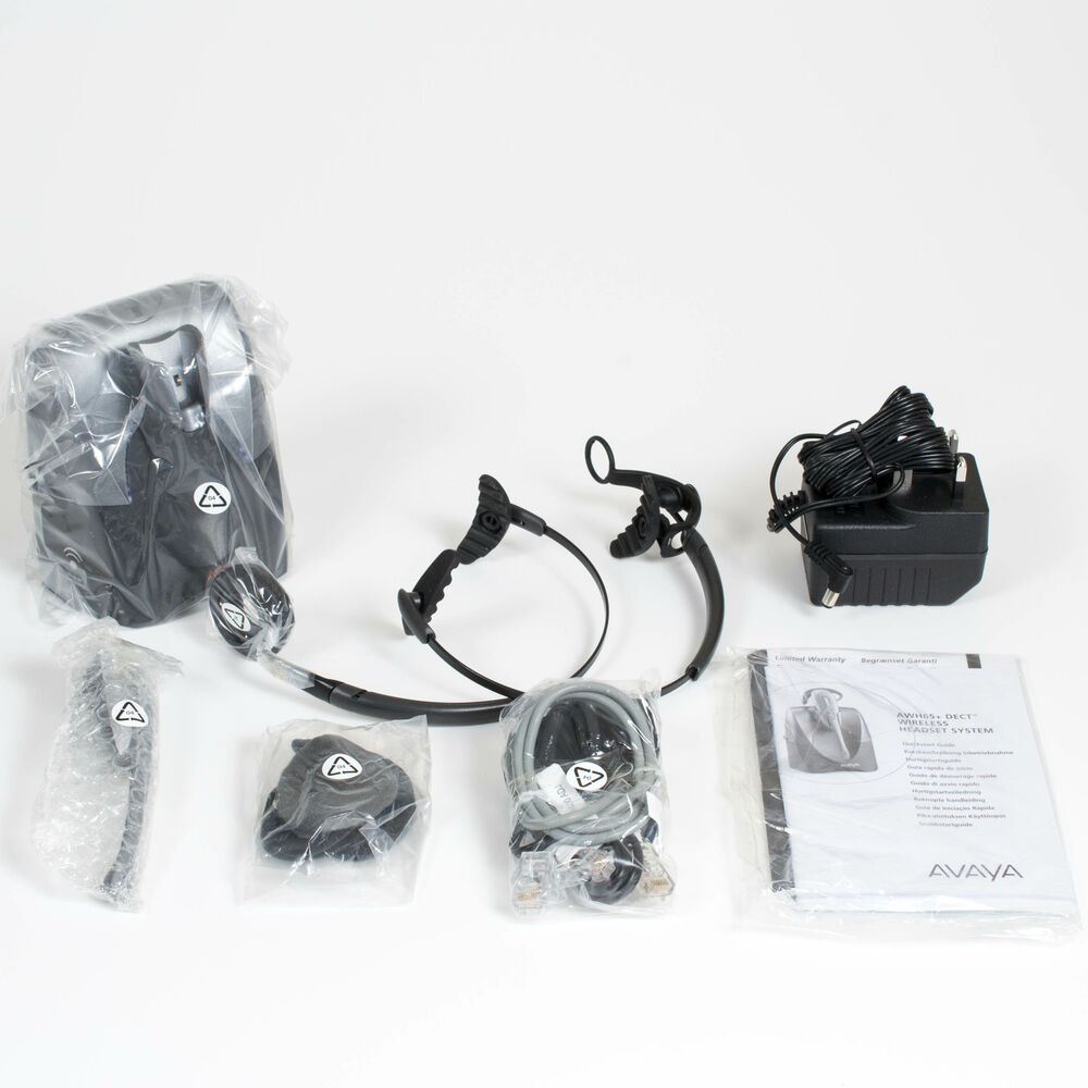 plantronics cs60 wireless headset manual