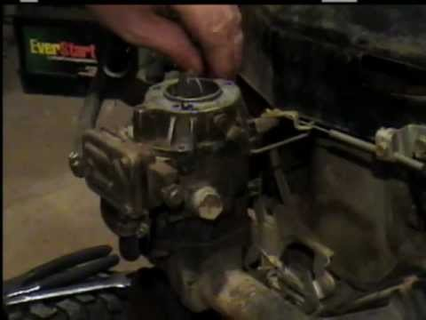 briggs and stratton 450 series repair manual