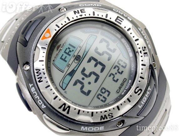 casio sea pathfinder spf 40 manual