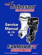 johnson boat motor repair manual