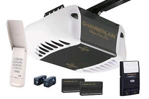 chamberlain whisper drive plus garage door opener manual