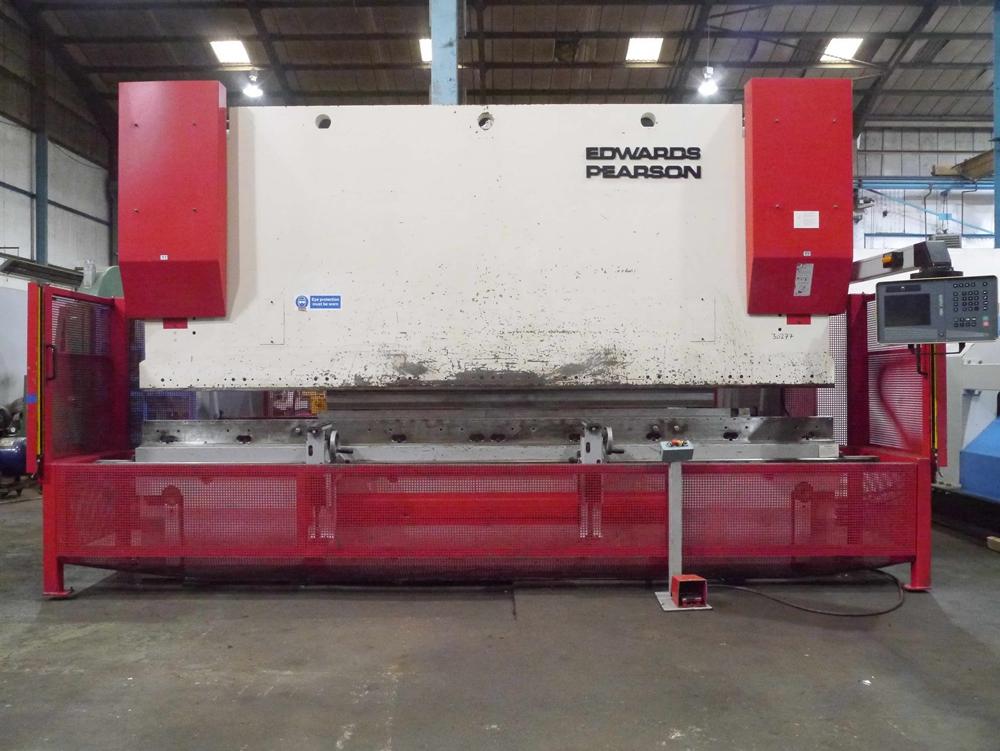edwards pearson press brake manual