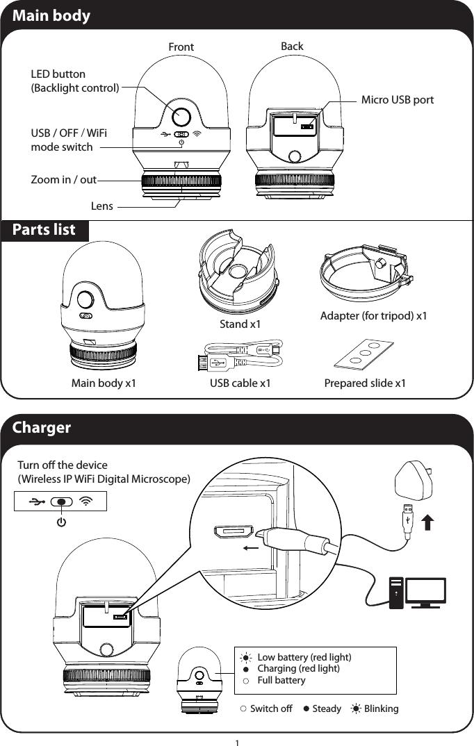 digital blue qx5 microscope manual