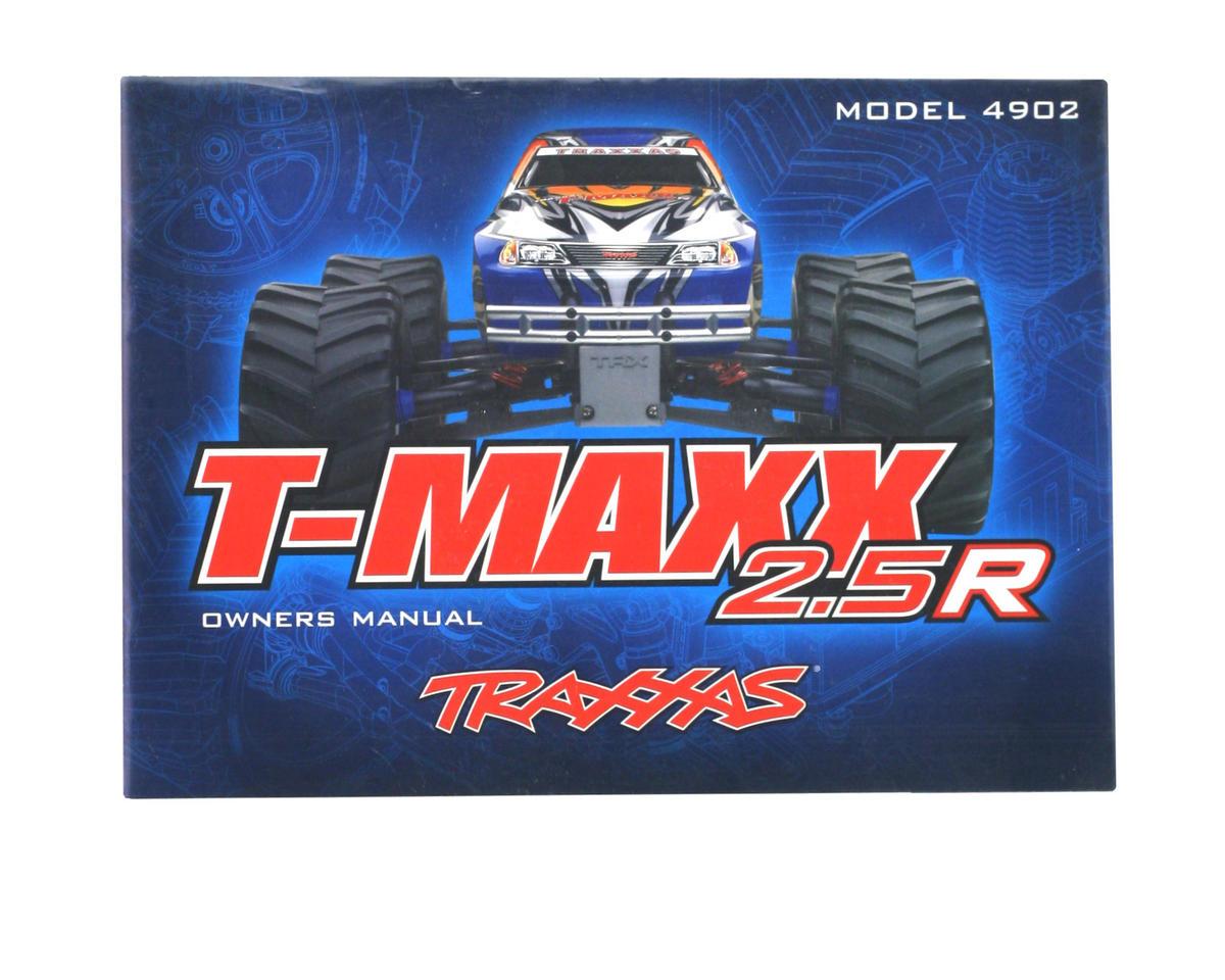 t maxx 2.5 manual
