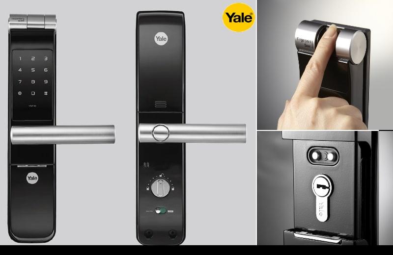 yale digital door lock manual