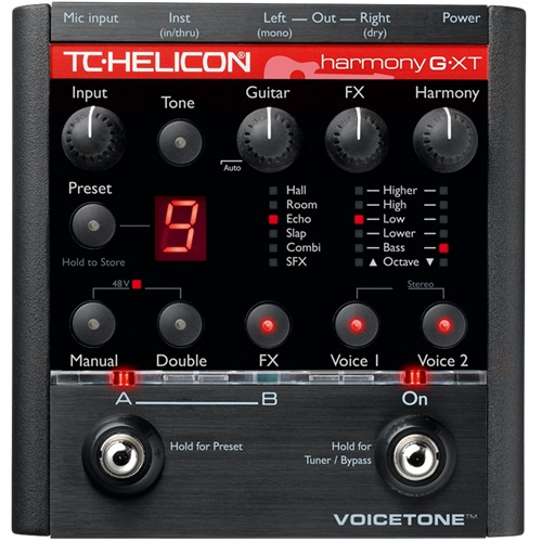 tc helicon harmony singer 2 manual