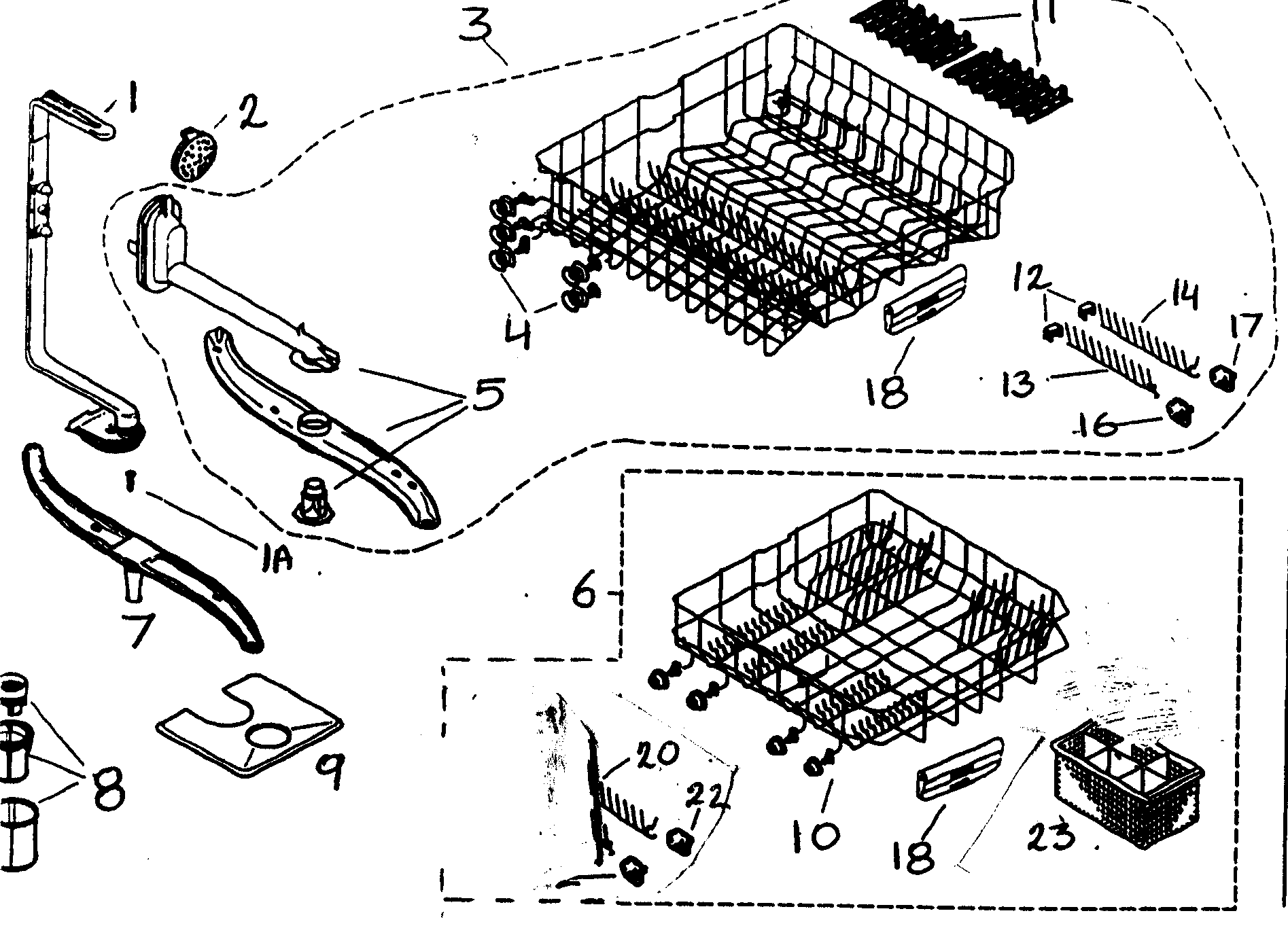 bosch dishwasher use and care manual