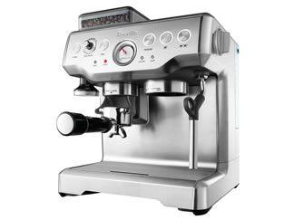 breville barista express manual coffee machine
