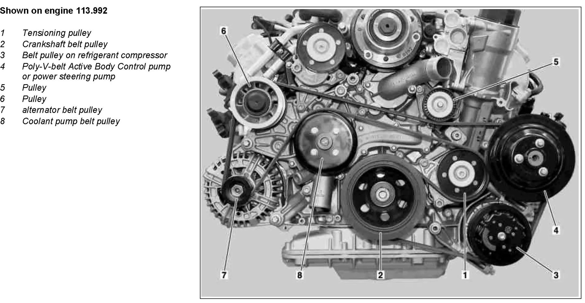 mercedes w164 service manual pdf