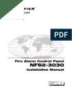 notifier lcd2 80 installation manual