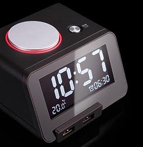 homtime c1 alarm clock manual