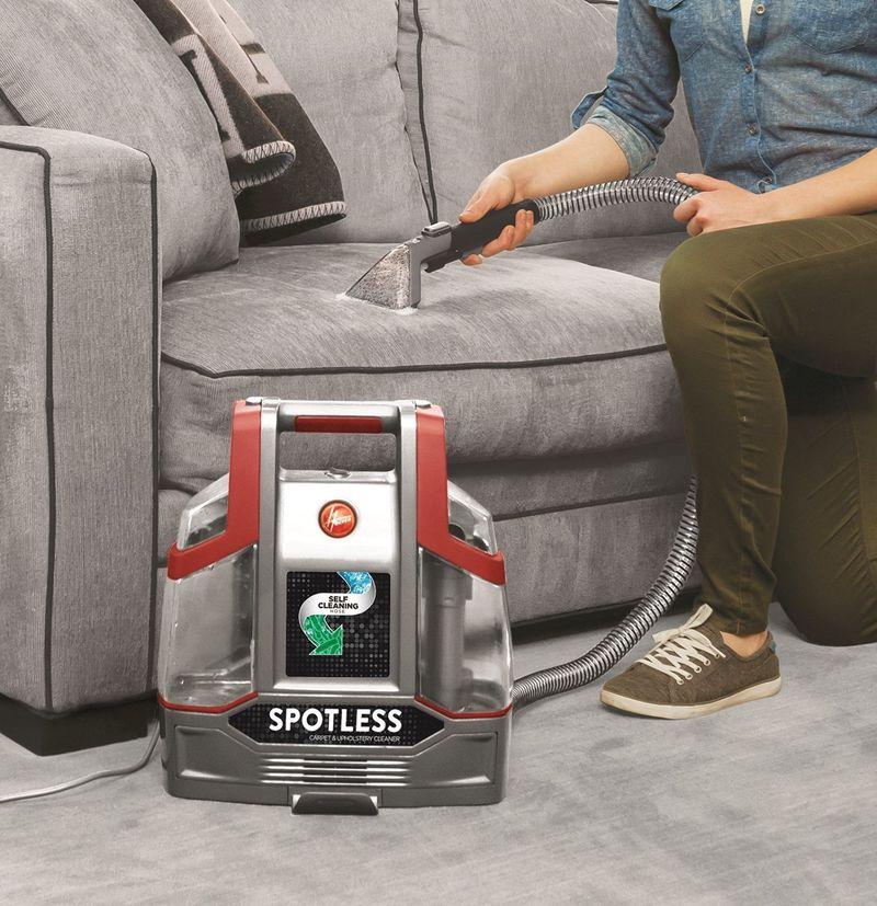 hoover smart vacuum cleaner manual