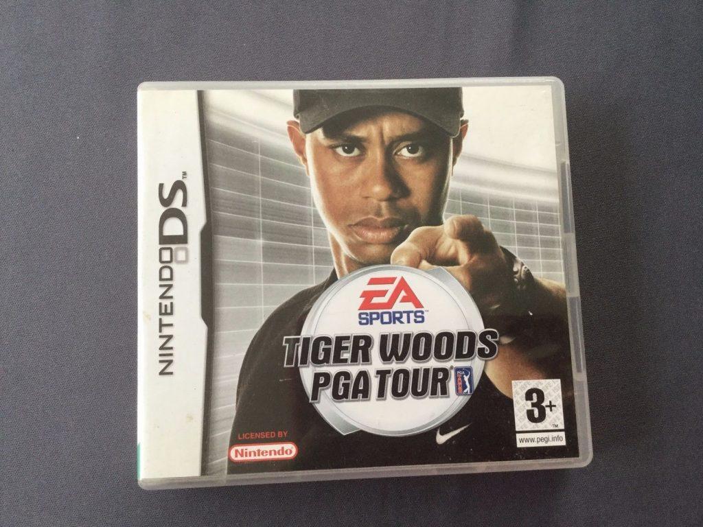 tiger woods pga tour 08 instruction manual