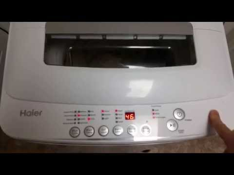 haier washing machine hwmp55 918 manual